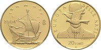 Italien 20 Euro Republik René Magritte