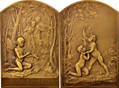 Medal Not Applicable Frankreich  AU(55-58)