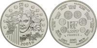 Frankreich, 6,55957 Francs / 1 Euro