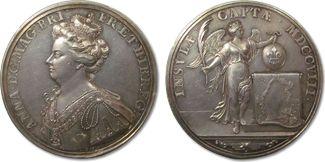 AR medal 1708 GREAT BRITAIN Queen Anne, Th...