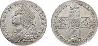 Shilling 1758 Großbritannien Georg II (1727 - 1760) f.vz.  74.21 £ 95,00 EUR