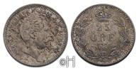 25 Öre 1856 ST Schweden Oskar I. (1844 - 1859) vz-stgl.  58.66 £ 70,00 EUR  +  8.30 £ shipping