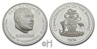 10 Dollar 1974 Bahamas Erster Jahrestag der Unabhänigkeit - Sir Milo B.... 62.85 £ 75,00 EUR  +  8.30 £ shipping