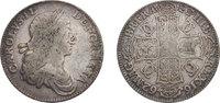 Crown 1662 Großbritannien Karl II. (Charles II.) The Merry Monarch (166... 222.21 £ 280,00 EUR  +  7.86 £ shipping