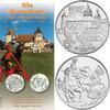 500 Schilling 1999 Österreich 'Die Rosenburg' stgl. mit Begleitfolder ... 50.28 £ 60,00 EUR  +  8.30 £ shipping