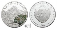 Palau 5 Dollar 2009 pp. mit Farbapplikation Serie Mountains & Flora - Gr... 48.50 £
