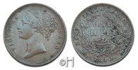 Rupie (Rupee) 1840 Calcutta Indien - Britisch Viktoria (1837 - 1901) f.... 59.80 £ 70,00 EUR  +  8.46 £ shipping