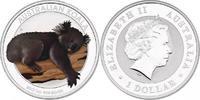 Dollar 2012 Australien Koala auf Ast unc. mit Farbapplikation  58.66 £ 70,00 EUR  +  8.30 £ shipping