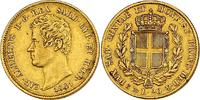 20 Lire 1841 P (Anker) Italien - Sardinien Karl Albert (1831 - 1849) ss... 256.30 £ 300,00 EUR  +  8.46 £ shipping
