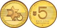 5 Shekel 1992 Israel 'Paraolympic games Barcelona 1992' pp. im Original... 324.65 £ 380,00 EUR  +  8.46 £ shipping