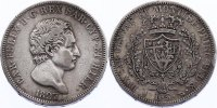 5 Lire 1827 L Italien - Sardinien Karl Felix (1821 - 1831) Rev. min. Ra... 119.04 £ 150,00 EUR  +  7.86 £ shipping