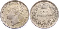 Shilling 1872 (85) Großbritannien Viktoria 1837 - 1901 stgl.  93.74 £ 120,00 EUR