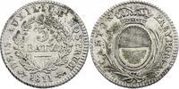 5 Batzen 1811 Schweiz - Freiburg  f.vz  108.95 £ 130,00 EUR  +  8.30 £ shipping