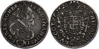 1/2 Taler 1628 Wien RDR Ferdinand II. (1619 - 1637) ss+, R  410.08 £ 480,00 EUR  +  8.46 £ shipping
