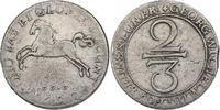 2/3 Taler 1690 JJJ Deutschland - Braunschweig / Lüneburg / Celle Georg ... 75.39 £ 95,00 EUR  +  7.86 £ shipping
