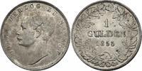 Gulden 1855 Deutschland - Nassau Adolph (1839 - 1866) vz  166.66 £ 210,00 EUR  +  7.86 £ shipping