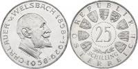 25 Schilling 1958 Österreich - II. Republik 'Carl Auer von Welsbach (18... 1089.48 £ 1300,00 EUR free shipping