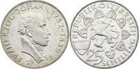 """25 Schilling 1959 Österreich - II. Republik """"Erzherzog Johann (178... 234.34 £ 300,00 EUR"""