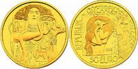"""50 Euro 2015 Österreich - II. Republik Serie """"Klimt und seine Frau... 410.10 £ 525,00 EUR"""