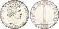 Geschichtstaler 1833 Deutschland - Bayern Ludwig I. (1825 - 1848) 'Drey... 527.74 £ 665,00 EUR  +  7.86 £ shipping