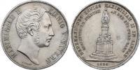 Geschichtsdoppeltaler 1856 Deutschland - Bayern Maximilian II. (1848 - ... 574.14 £ 735,00 EUR