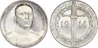 Ag-Medaille 1914 Deutschland - Kaiserreich 'Generalleutnant Ludendorff'... 123.88 £ 145,00 EUR  +  8.46 £ shipping