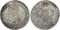 1/2 Taler 1703 KB RDR Leopold I. (1657 - 1705) vz  234.34 £ 300,00 EUR