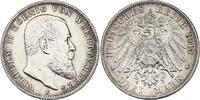 3 Mark 1913 F Deutschland - Württemberg Wilhelm II. (1888 - 1918) f.stg... 76.89 £ 90,00 EUR  +  8.46 £ shipping