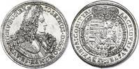 1/2 Taler o.J. Hall RDR Joseph I. (1705 -1711) f.stgl.  679.59 £ 870,00 EUR