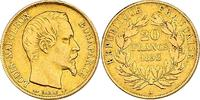 20 Francs 1852 A Frankreich Napoleon III. (1852 - 1870) ss  182.53 £ 230,00 EUR  +  7.86 £ shipping