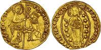 Zecchine o.J. Italien - Venedig Tomaso Mocenigo (1414 - 1423) vz  363.23 £ 465,00 EUR