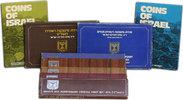 KMS Lot 1973 - 1981 Israel Lot bestehend aus 9x Kursmünzensätzen unc. +... 51.26 £ 60,00 EUR  +  8.46 £ shipping