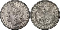 "Dollar 1891 S USA ""Morgan"" vz  51.26 £ 60,00 EUR  +  8.46 £ shipping"