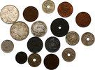 Lot (5 Centimes - 20 Francs) diverse Belgien 17 Stk. (Leopold II. - Leo... 51.58 £ 65,00 EUR  +  7.86 £ shipping
