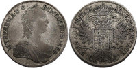 Taler 1763 Wien RDR Maria Theresia (1740 - 1780) ss  251.42 £ 300,00 EUR  +  8.30 £ shipping