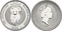 "50 Dollar 1988 Australien ""Koala"" unc. in Hartplastikhülle  562.42 £ 720,00 EUR"