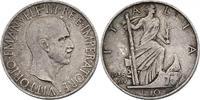10 Lire 1936 (Jahr XIV) Italien Viktor Emanuel III. (1900 - 1946) ss-vz  54.47 £ 65,00 EUR  +  8.30 £ shipping