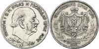 2 Perpera 1910 Montenegro Nikolaus I. (1860 - 1918) f.vz  46.09 £ 55,00 EUR  +  8.30 £ shipping