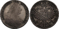 Taler Wien 1770 IC-SK RDR Maria Theresia (1740 - 1780) ss+/vz  339.80 £ 435,00 EUR