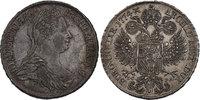 Taler Wien 1774 IC-SK RDR Maria Theresia (1740 - 1780) Av. min. SF, vz+... 486.07 £ 580,00 EUR  +  8.30 £ shipping