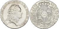 1/2 Taler 1778 EB Polen Stanislaus Augustus (1764 - 1795) ss+  737.49 £ 880,00 EUR  +  8.30 £ shipping