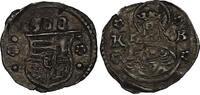 Obol 1588 KB RDR Rudolph II. (1576 - 1612) vz, R  145.24 £ 170,00 EUR  +  8.46 £ shipping