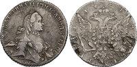 Rubel 1764 SPB/JA-I Russland Katharina II. (1762 - 1796) Rev. Schrötlin... 343.70 £ 440,00 EUR