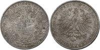 Doppeltaler 1841 Deutschland - Frankfurt  ss-vz  234.66 £ 280,00 EUR  +  8.30 £ shipping