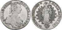 Taler 1752 KB RDR Maria Theresia (1740 - 1780) Av. min. justiert, ss+  335.22 £ 400,00 EUR  +  8.30 £ shipping