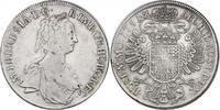 Taler 1751 Prag RDR Maria Theresia (1740 - 1780) ss/f.vz, R  698.37 £ 880,00 EUR  +  7.86 £ shipping