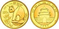 """100 Yuan 1993 China """"Panda"""" unc.  1424.70 £ 1700,00 EUR free shipping"""