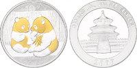 10 Yuan 2009 China 'Panda' (inkl. Zertifikat) unc. mit Goldapplikation ... 58.66 £ 70,00 EUR  +  8.30 £ shipping