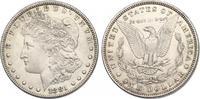 "Dollar 1881 USA ""Morgan"" vz+  55.53 £ 65,00 EUR  +  8.46 £ shipping"