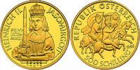 500 Schilling 1996 Österreich Heinrich II. Jasomirgott im Originaletui ... 320.38 £ 375,00 EUR  +  8.46 £ shipping